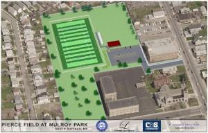 Project-Pierce Field at Mulroy Park